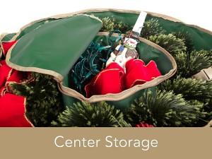 Christmas Wreath Storage Bag - Keep your wreath fresh until the new season