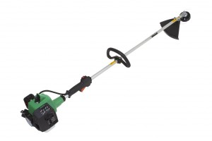 Gas Powered Straight Shaft Trimmer - Keep your lawn manicured easily