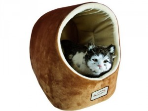Hooded Cat Bed - Provide both pet privacy and comfort