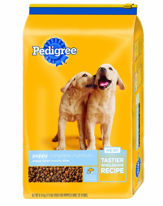 Pedigree Dog Food Can Flavors