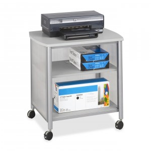 Safco Deskside Printer Stand - Free up your desk space