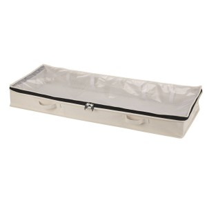 Underbed Storage - Keep your items clean while saving space
