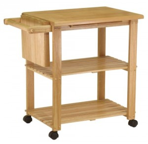 5 Best Kitchen Cart with Wheels – Keep your kitchen utility organized and within easy reach