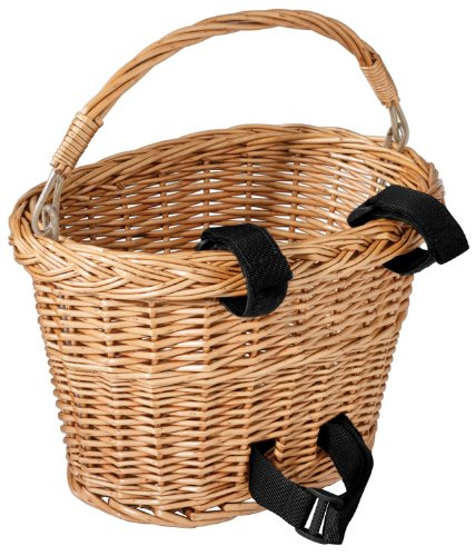 Avenir Wicker Bicycle Basket