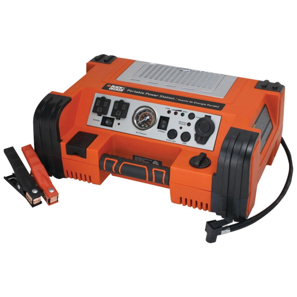 Black And Decker Electric Car Power Supply