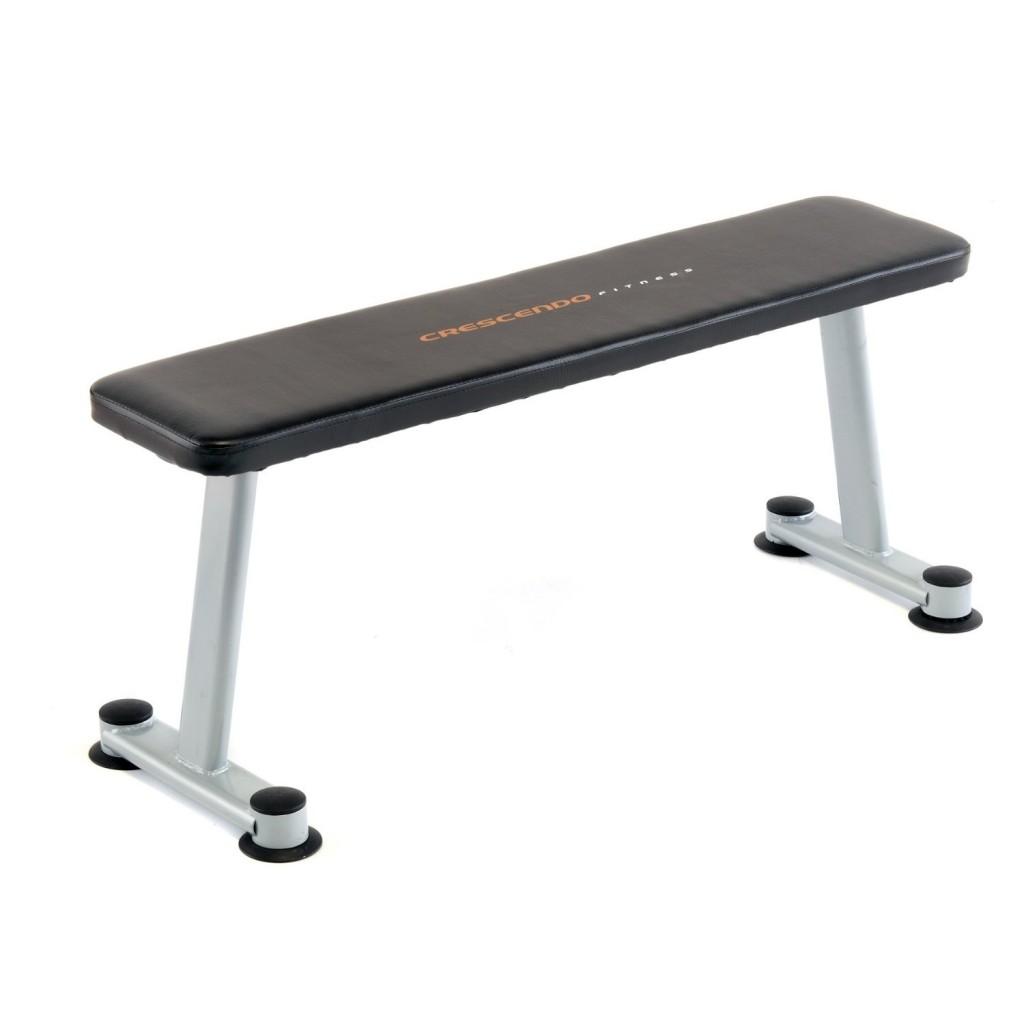Crescendo Crescendo Fitness Flat Bench