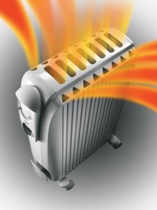 Delonghi Oil Filled Radiator - Perfect solution to all your heating needs