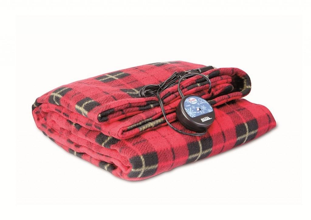 Car Blanket: 5 Best 12 V Heated Travel Blanket