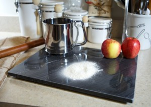 Marble Pastry Board - Beautiful and functional piece for any kitchen