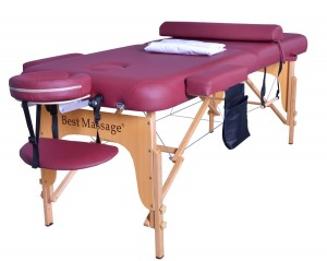 Portable Massage Table - Enjoy comfortable massage anywhere