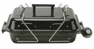 Tabletop Gas Grill - Cook anywhere you want
