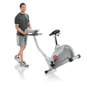 Upright Exercise Bike - Exercise comfortably in your home