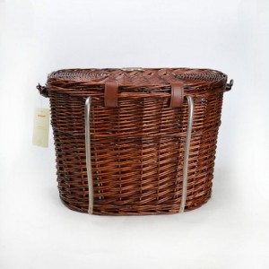 Wicker Bike Basket- Carrying your stuff in a simple and stylish way
