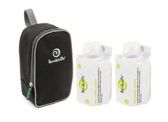 BambinOz Instant Heat Travel Bottle Warmer Bonus Pack