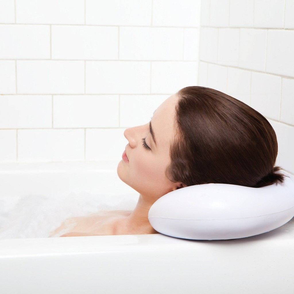 5 best spa bath pillow with suction cups enjoy luxurious for What is the best bathtub