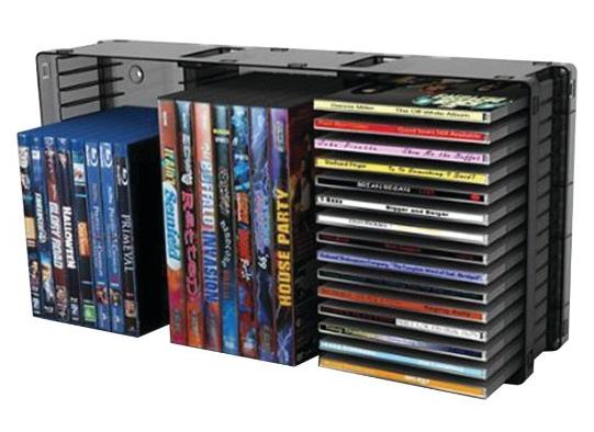 Best Wall Media Storage