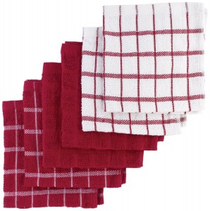 Cotton Kitchen Dish Towels - Dry your dishes while saving money