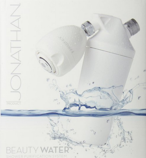 Jonathan Product Beauty Water Shower Purification System