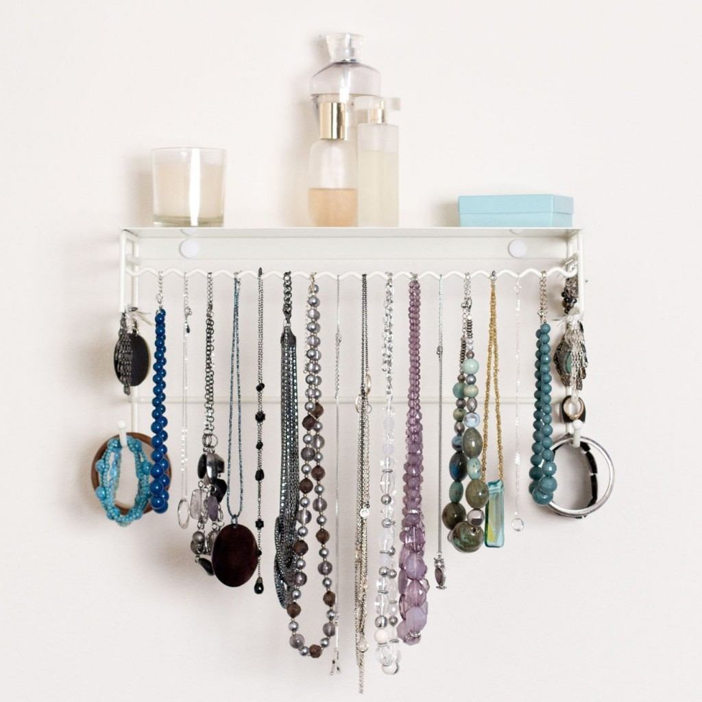 5 best wall mount jewelry organizer beautifully organize
