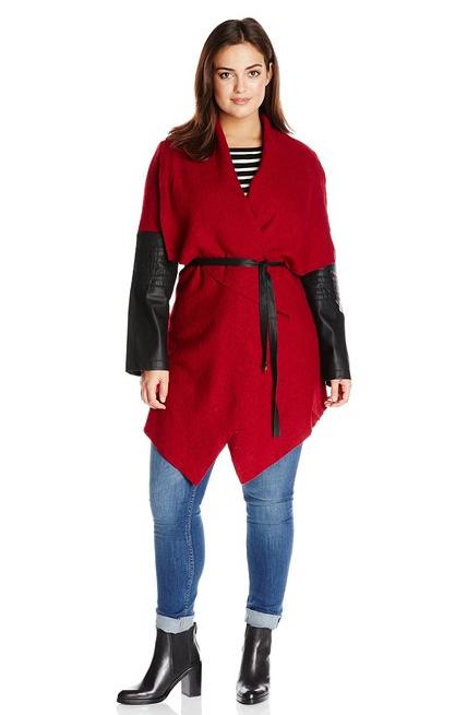 Women's Wool Wrap Coats
