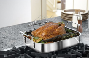 5 Best Roaster With Rack – Make preparing meals easier