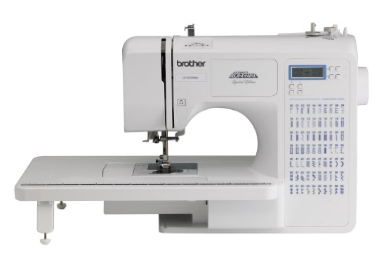 Brother Project Runway CE7070PRW
