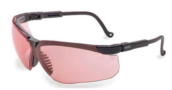 Howard Leight Genesis Glasses Black Frame 3570