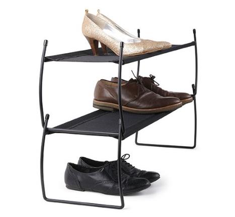 Imelda Stackable Shoe Rack