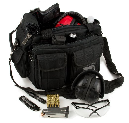 Padded Deluxe Tactical Range and Gear Bag