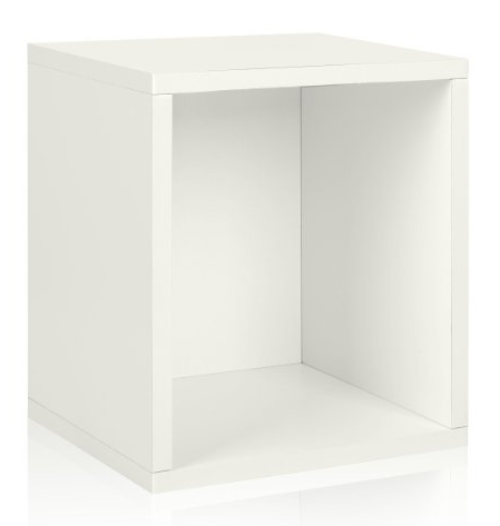 Way Basics Eco Stackable Storage Cube Plus