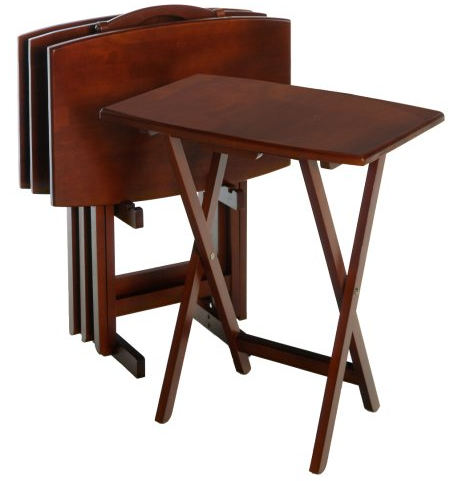 Winsome Wood TV Table Set