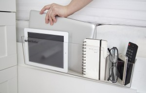 Bedside Caddy - Perfect bedside companion