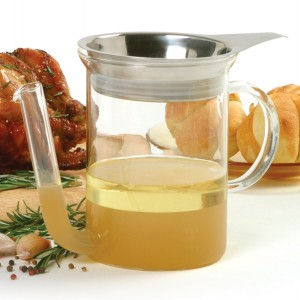 Fat Separator - Create smooth, reduced-fat gravy