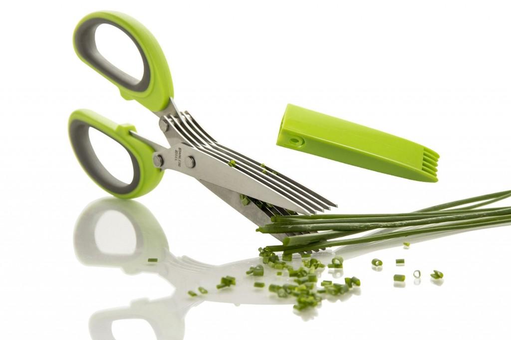 FreshCut Gourmet Herb Scissors Multipurpose Shears