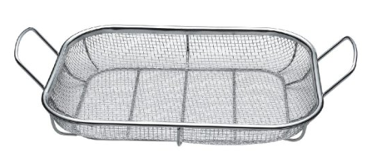 THE BEST QUALITY BBQ Mesh Grill Baskets