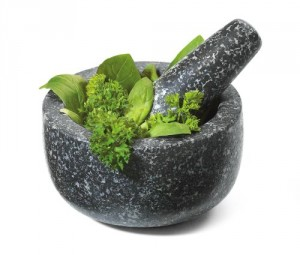 Granite Mortar And Pestle-grinding in a beautiful and effective way
