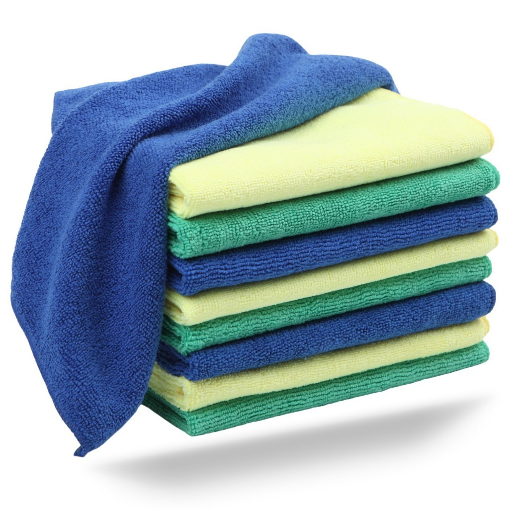 5 Best Microfiber Cleaning Cloth
