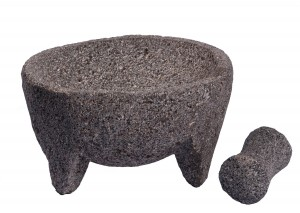 Molcajete Mortar And Pestle - Great addition to your kitchen