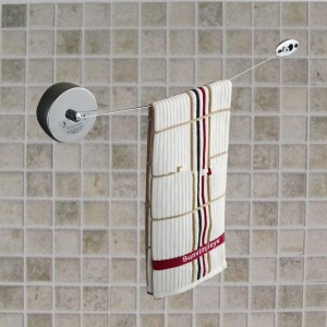 Indoor Retractable Clothesline - Efficiently help you hang clothes