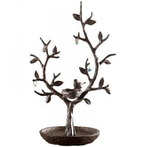Jewelry Tree - Elegantly organize and display your jewelry