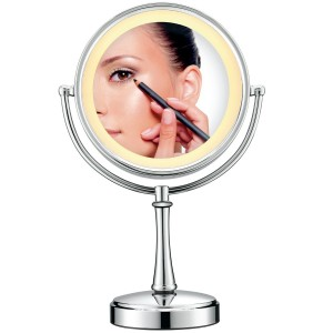Lighted Makeup Mirror - You will always look best