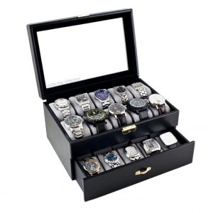Watch Box For Men - For all of those watch enthusiasts