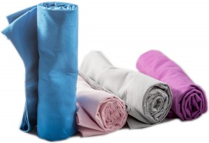 Quick Dry Travel Towel - Cut down your drying time