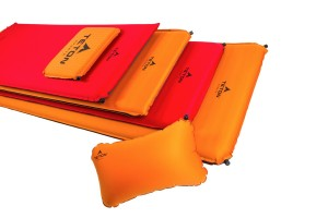Self Inflating Air Pad - Take outdoor living to a new level of comfort