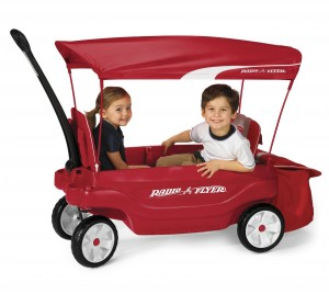 Wagons For Kids - Fun riding, easy transporting