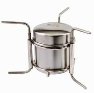 Alcohol Stove - Best friend for any hiker and camper