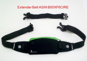Running Belt - Never leave home without one