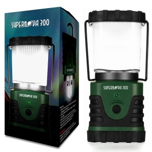 Supernova 300 Lumens Ultra Bright LED