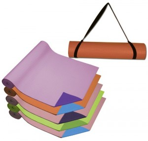 Yoga Mat With Carrying Strap - Must have for your yoga accessories