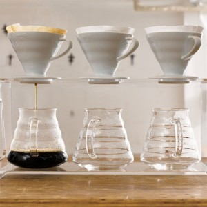 Ceramic Coffee Dripper - Reward yourself with excellent coffee every day